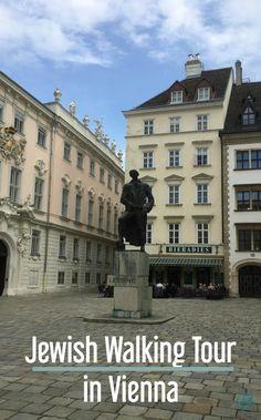 Vienna travel | Vienna tours | Vienna Jewish walking tour | Jewish Vienna walking tour