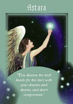 Oracle Card Astara | Doreen Virtue | official Angel Therapy Web site