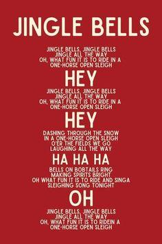 Christmas Lyrics, Christmas Sheet Music, Christmas Bells, Christmas Carol, Canvas Frame, Wall Canvas, Canvas Prints, Dashing Through The Snow, Santa Claus Is Coming To Town