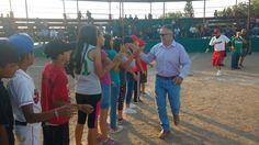 Mazorqueros de Camargo visitan el municipio de La Cruz y realizan labor social | El Puntero