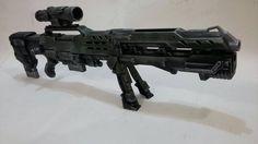 Nerf Longshot CS-6 Custom