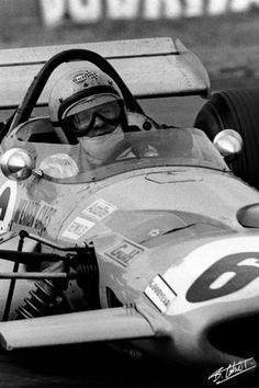 ——– Bruce McLaren_1969_England ———–