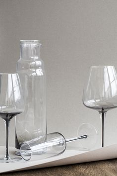 TAG Bubble Tall Wine Glass 15 Oz Beverage Glassware For Dinner Party Wedding Restaurant Bar