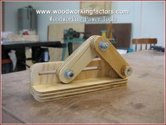 This is my jig for the contest. I call it the wood jack jig.The jig is used for supporting a work piece that sits on top of the wood that is clamped in a vice, like when tracing the tails of a dovetail to the pin board. Woodworking Workshop, Woodworking Jigs, Woodworking Projects, Diy Projects, Unique Woodworking, Woodworking Furniture, Furniture Plans, Project Ideas, Best Table Saw