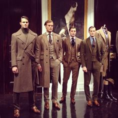 London Calling! Brit influence in Menswear. Redefining masculinity through apparel. ZsaZsa Bellagio – Like No Other: man