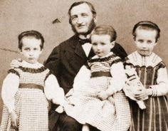 Child photo of Camille Claudel (she is the one holding the doll). Camille Claudel, Auguste Rodin, Adorable Petite Fille, Claude Debussy, French Sculptor, Family Search, History Photos, Art Model, S Pic