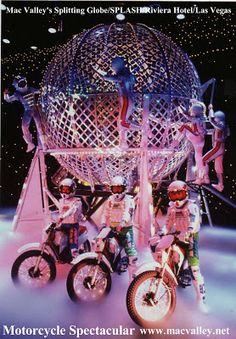 The Globe Of Death Chronicles: Douglas Mac Valley Circus Acts, Fun Fair, Mac, Entertainment, History, Speech Balloon, Cirque Du Soleil, Historia