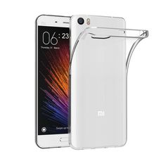 Xiaomi Redmi Mi5 Soft Case Silicone Ultra Thin TPU Back Cover Transparent Clear  -  Keep your Smartphone safe and protected in style with this Plastic rubber skin case accessory Use this case to reduce the chance of signal loss Delivers instant all around protection from scratches Constructed from smooth, treated rubber that resists dirt and stains TPU, also known as thermoplastic polyurethane, is more cut and tear resistance over rubber.