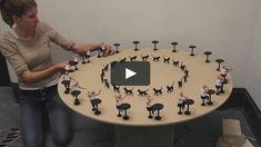 """Este es """"zoetrope making of"""" de M P en Vimeo; el punto de encuentro entre los videos de alta calidad y sus fanáticos."""