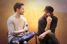 "Gale Harold Fan on Twitter: ""Very #QAFUS with Randy Harrison and ..."