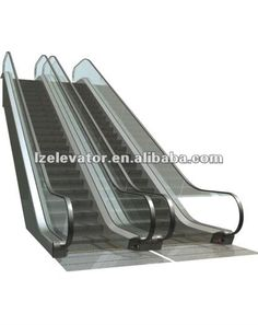 Hi-Q(high quality) Commercial Centre Indoor Electric VVVF Escalator Design By LINGZ $17000~$20000