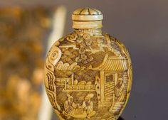 El Museo de Cerámica Oriental de Osaka es el primer museo que visito en Japón, y aunque es un espacio pequeño, su colección muestra contundentemente la evolución de la cerámica en Corea, China y Japón.