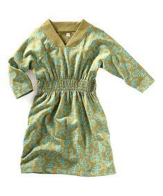 Cactus Follaje Raglan Dress by Tea (on Zulily)