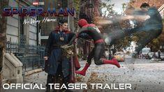Spider-Man: No Way Home looks amazing. Avengers Movies, Marvel Films, No Way, Spiderman, Teaser, Deadpool, Light Year, Bollywood News, Superhero