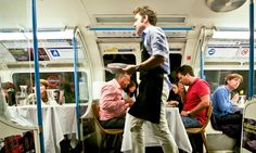 Trip4real.com's ethos of locals sharing insider tips on their city is on track with its latest London offering, which allows diners to savour food from supper club Basement Galley – in a former Victoria line tube carriage
