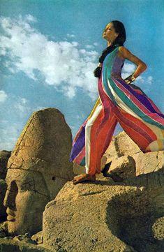 Image result for henry clarke vogue 1965