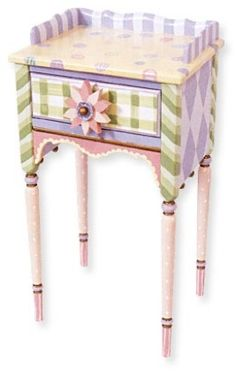 Tutorial on painting furniture