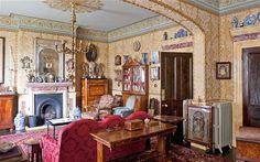 Victorian Homes Interior Victorian Living Room, Victorian Parlor, Victorian Life, Victorian Decor, Victorian Homes, Victorian Design, Best Home Interior Design, Interior Decorating Styles, Home Room Design