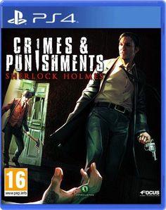 Sherlock Holmes : Crimes & Punishments est un jeu d'aventure PS4 (en précommande à 54€ seulement). Le joueur y incarne le célèbre détective au cours de la résolution de sept affaires lui donnant l'occasion de faire des choix moraux ou non. #SherlockHolmesCrimesAndPunishments #SherlockHolmes #FocusInteractive #PS4 #PS3 #XBOX360 #PC
