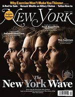 New York Coen Brothers Andrew Eccles