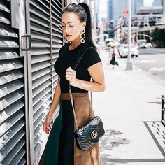 Live on TonyaMichelle26.com - How to style a long skirt! I was intimidated at first when I saw this, didn't know if I could still rock it cause it was longer than I'm used to. On my post I link each item for you as well as tons of others that are similar!