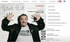 Sito web Gabriele Cirilli