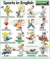 「sports english」の画像検索結果