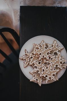Fennel and Rosemary Christmas Cookies recipe.