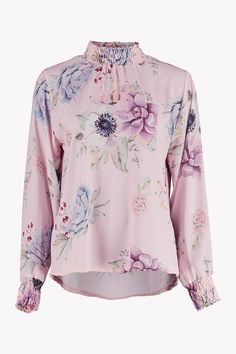 f5920e5d3615 Bluse Juliet Summer Pink fra Floyd by Smith