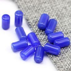 Agat wałek niebieski 12x6mm Convenience Store, Stone, Convinience Store, Rock, Stones, Batu