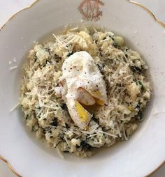 cauliflower and spinach risotto recipe