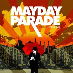 """Jamie All Over"" by Mayday Parade was added to my Bands I've Seen Live playlist on Spotify"