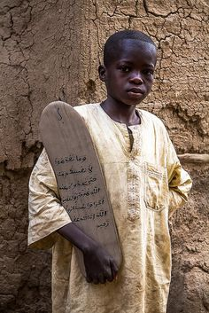 Praying board . Djenné, Mali