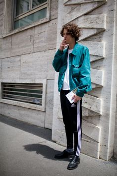 The Best Street Style Looks at Milan Men's Fashion Week Spring 2017
