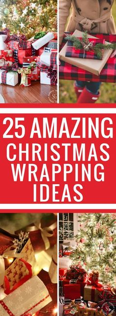 Unique gift wrapping ideas to bring your wrapping skills to the next level. Personalize your gift wrapping with these 25 gift wrapping ideas. Rather it is wrapping Christmas gifts or birthday gifts this list will give you plenty of ideas. Wrapping Ideas C Creative Christmas Gifts, Holiday Gifts, Christmas Crafts, Christmas Ideas, Couple Christmas Gifts, Christmas Parties, Christmas Baking, Christmas Stuff, Christmas Recipes