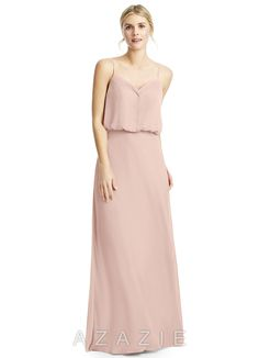 Shop Azazie Bridesmaid Dress - Rebecca in Crinkle Chiffon. Find the perfect made-to-order bridesmaid dresses for your bridal party in your favorite color, style and fabric at Azazie.