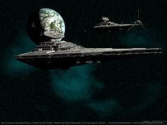 Image detail for -Wallpapers - Science Fiction - Raumschiffe - 153