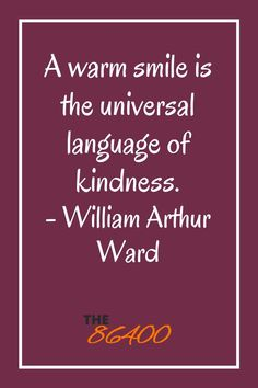 What's something that makes you smile every day? Your Amazing Quotes, William Arthur, Positive Motivation, Make You Smile, Language, Positivity, Make It Yourself, Day, How To Make