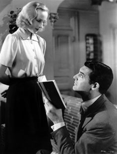 Cary Grant and Carole Lombard - In Name Only, 1939