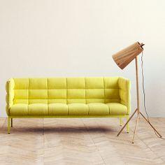 New Scandinavian Design Sofa Design, Furniture Design, Sofas, Comfort Zone, Scandinavian Design, Nook, Designer, Love Seat, Sweet Home