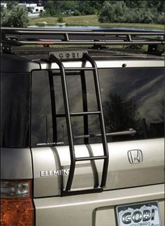 GOBI REAL RACK LADDER FOR HONDA ELEMENT.  Currently $220 at adv4x4.com as of (9/20/11)