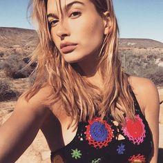 IMG Models Signs Hailey Baldwin: The Model's Best Instagram Beauty Moments