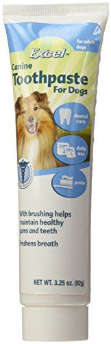 8 In 1 D.D.S. Dental Canine Toothpaste, Fresh Flavor, 3.25-Ounce -- Click on the image for additional details.