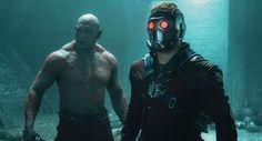 Guardians of the Galaxy Vol. 2  ha sido presentada como una cinta mucho más emotiva que su predeces...
