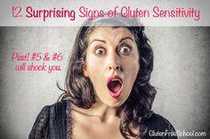 signs of gluten sensitivity