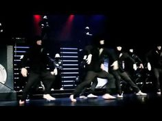 Jabbawockeez - Devastating Stereo  This is an amazing Hip Hop dance crew. Check out all their dances on YouTube ;-)