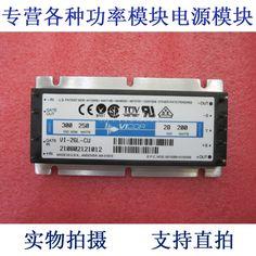 47.20$  Watch here - http://aliih1.shopchina.info/go.php?t=32758440922 - VI-26L-CU 300V-28V-200W DC / DC power supply module 47.20$ #magazine