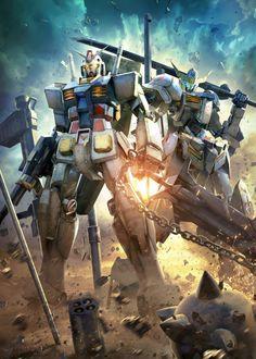 Gundam Robot Mecha Space