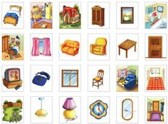 flashcards italian la casa - Google zoeken