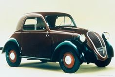"""Fiat 500 """"Topolino"""""""